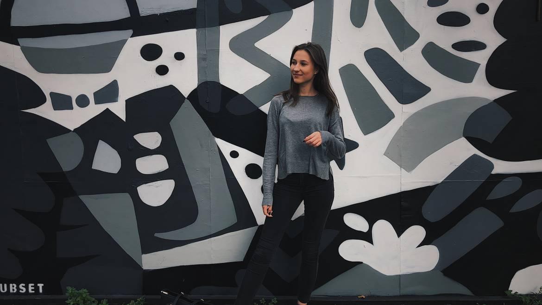 Katharina in Dublin
