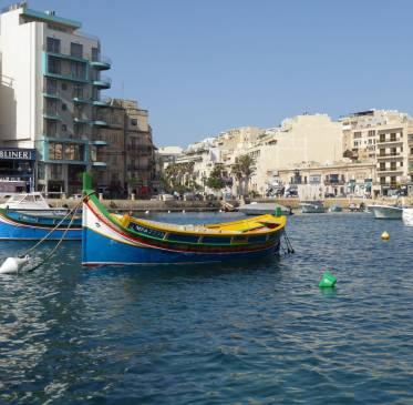 Lena auf Malta