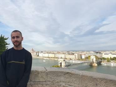 Paul in Budapest